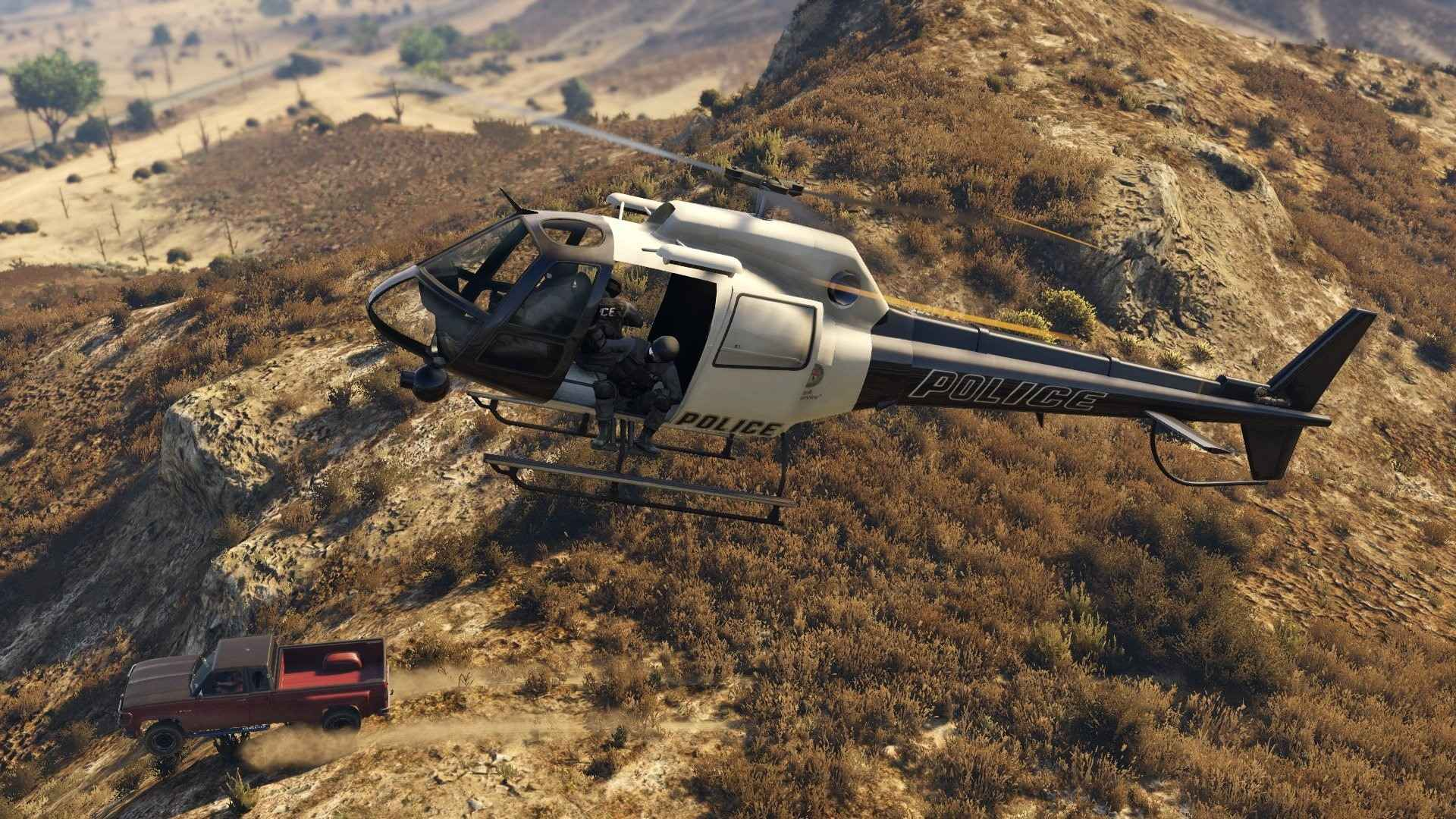 Game Grand Theft Auto V Wallpaper 038