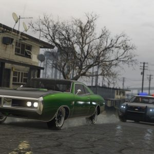 Game Grand Theft Auto V Wallpaper 040