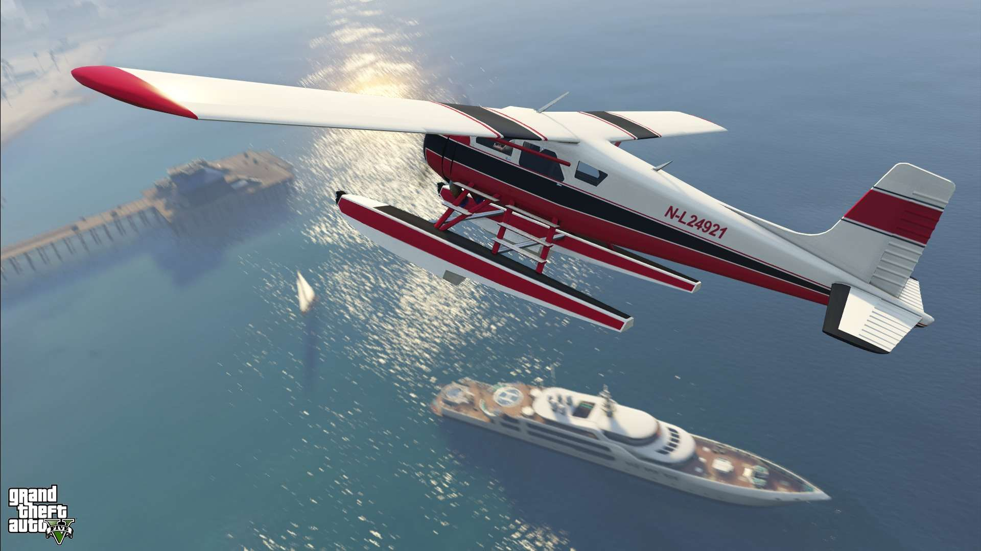 Game Grand Theft Auto V Wallpaper 043