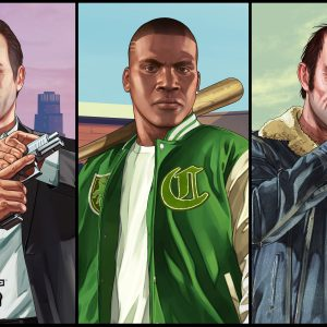 Game Grand Theft Auto V Wallpaper 049 300x300