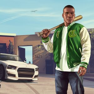 Game Grand Theft Auto V Wallpaper 050 300x300