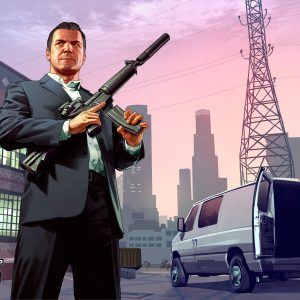 Game Grand Theft Auto V Wallpaper 053 300x300
