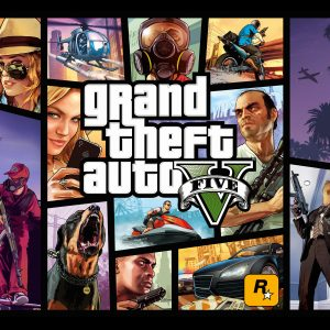 Game Grand Theft Auto V Wallpaper 060