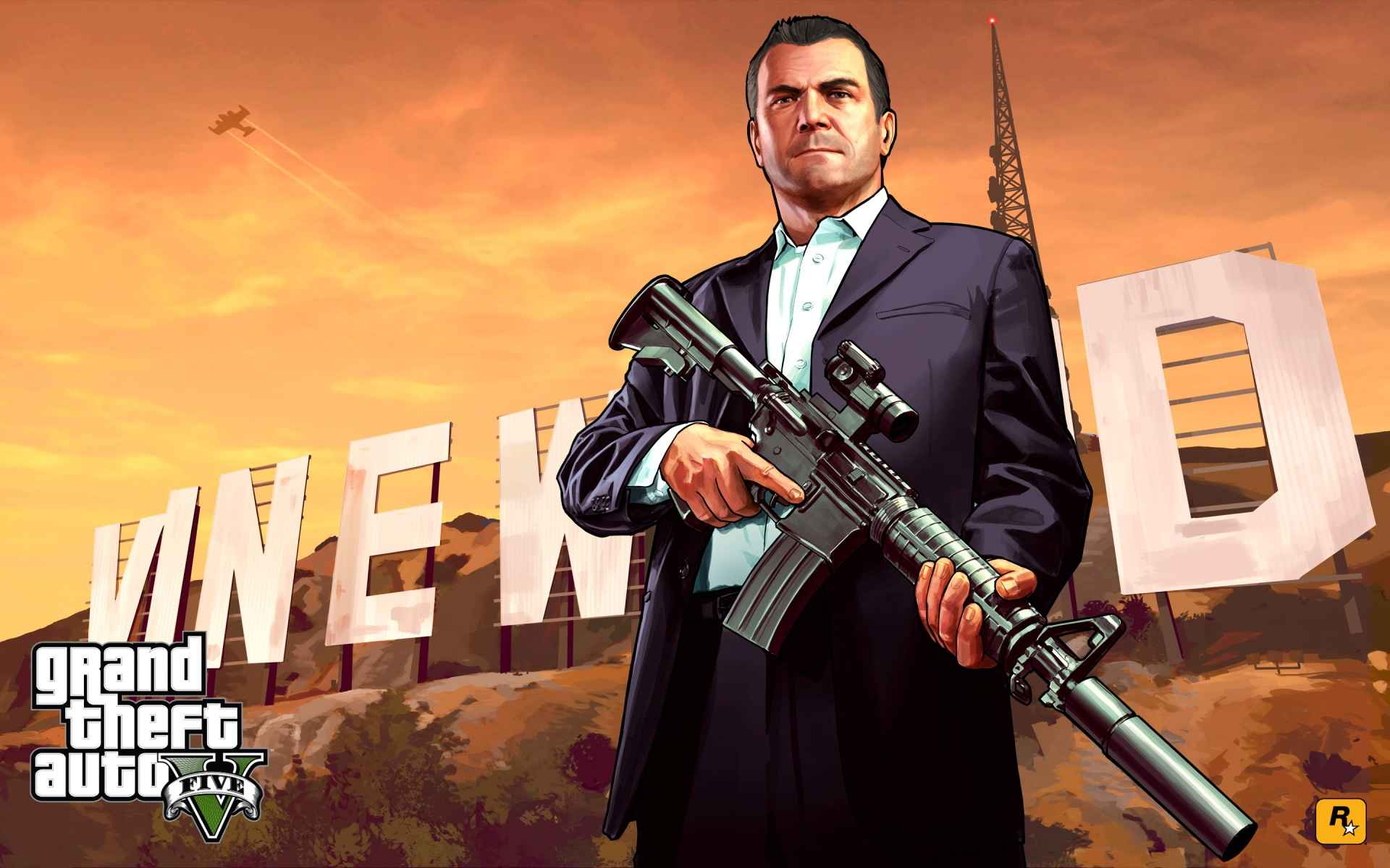 Game Grand Theft Auto V Wallpaper 066