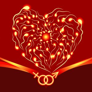 Hearth Love Vector Wallpaper 013 300x300