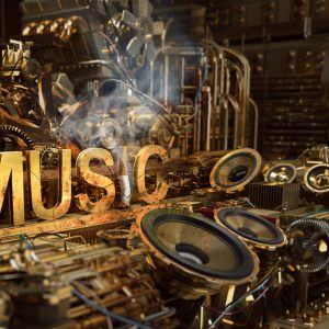 Music Background Wallpaper 001