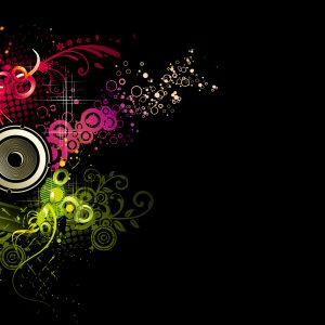 Music Background Wallpaper 005 300x300