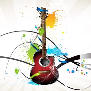 Music Background Wallpaper 009