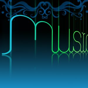 Music Background Wallpaper 047 300x300
