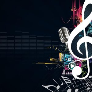 Music Background Wallpaper 072 300x300