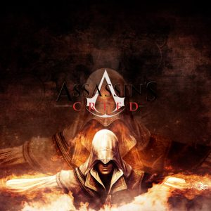 Assain Creed Video Game Wallpaper 002