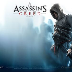 Assain Creed Video Game Wallpaper 004
