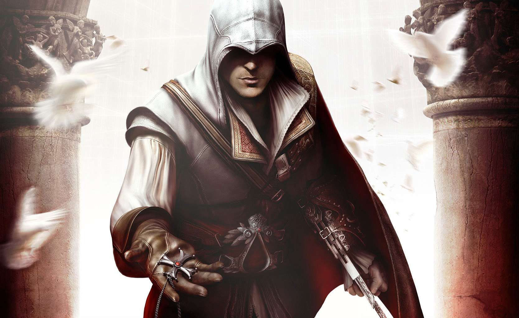 Assain Creed Video Game Wallpaper 006