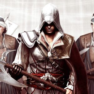 Assain Creed Video Game Wallpaper 007