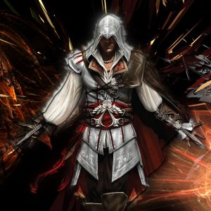 Assain Creed Video Game Wallpaper 020 300x300