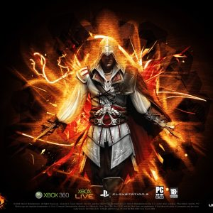 Assain Creed Video Game Wallpaper 023 300x300