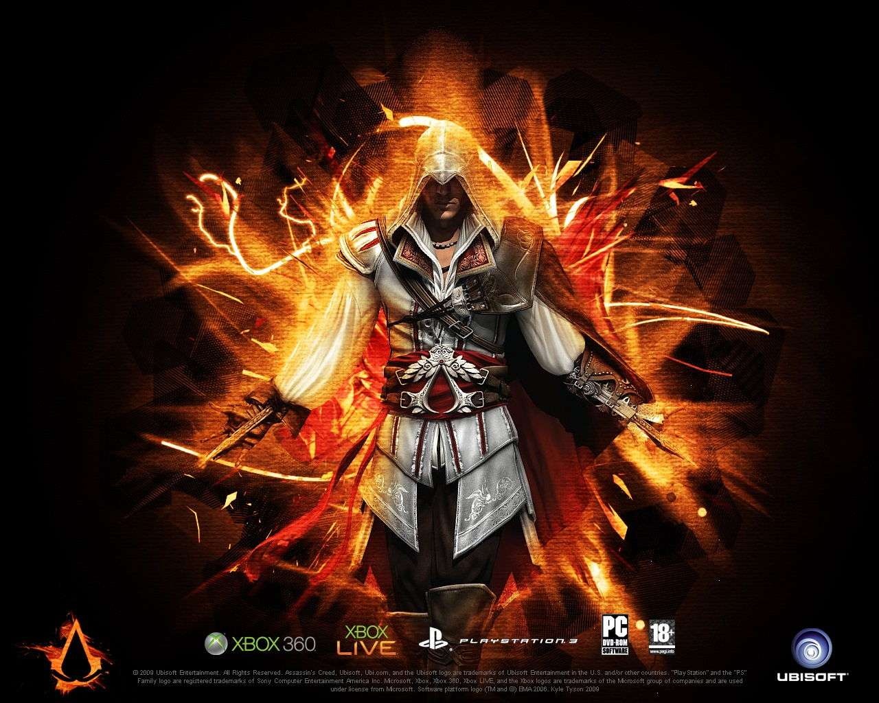 Assain Creed Video Game Wallpaper 023