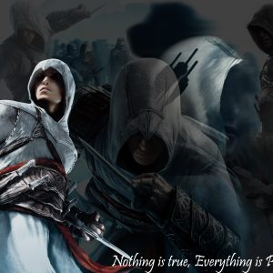 Assain Creed Video Game Wallpaper 025 300x300