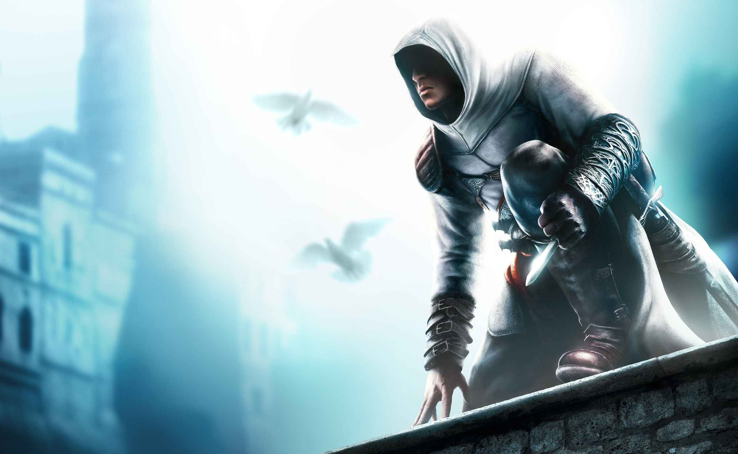 Assain Creed Video Game Wallpaper 029