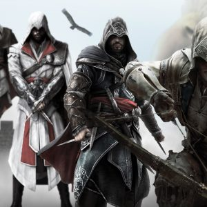 Assain Creed Video Game Wallpaper 032 300x300