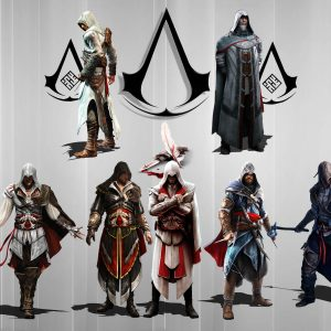 Assain Creed Video Game Wallpaper 036 300x300