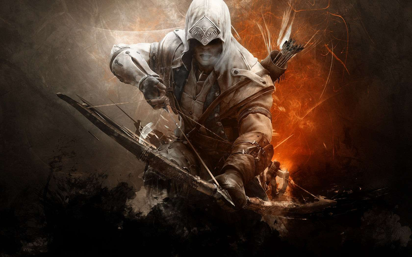 Assain Creed Video Game Wallpaper 037