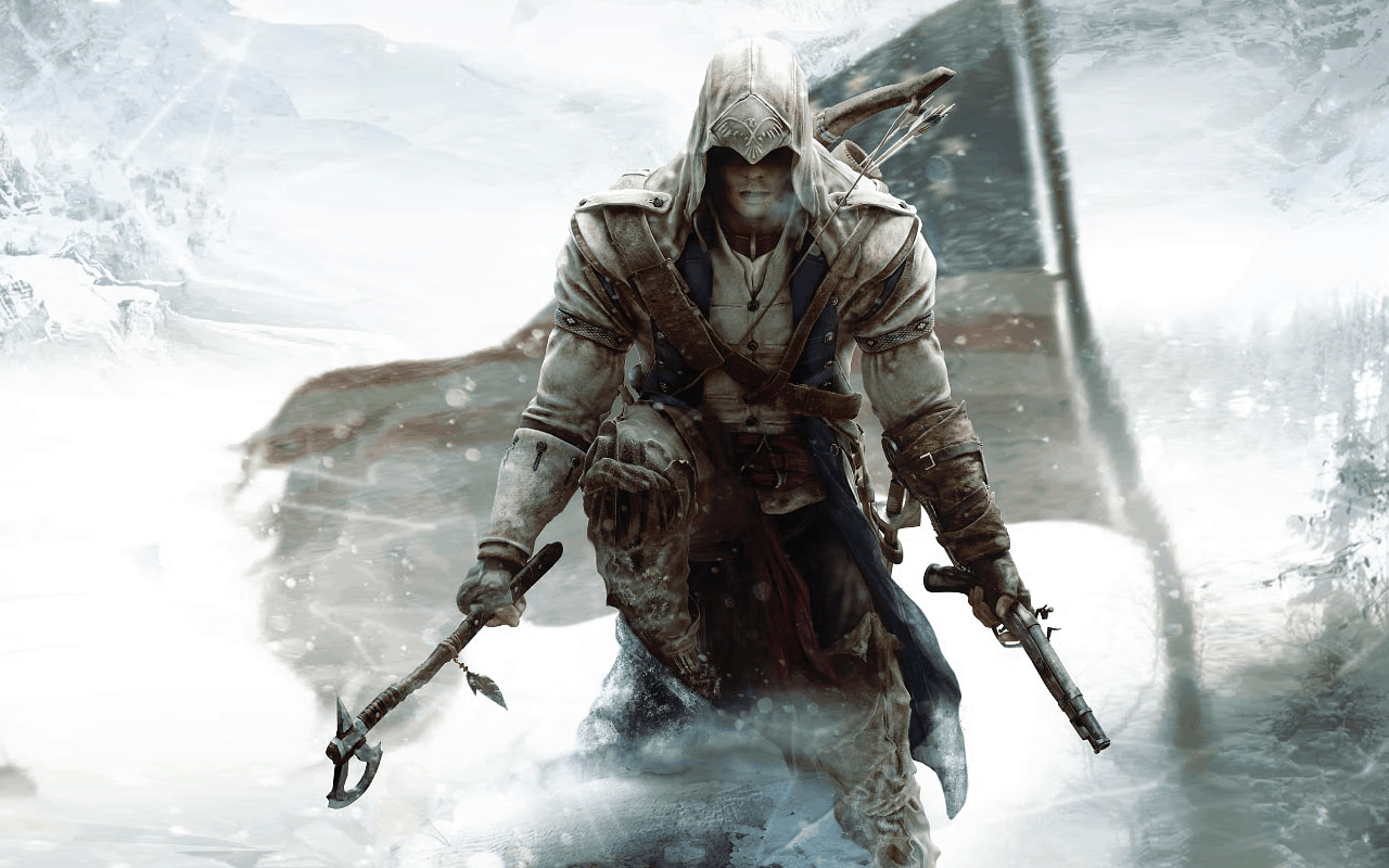 Assain Creed Video Game Wallpaper 043