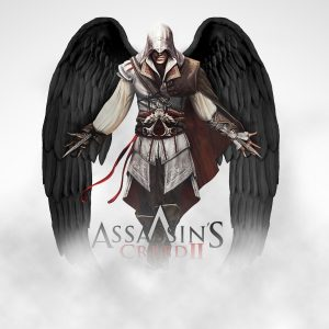 Assain Creed Video Game Wallpaper 049 300x300