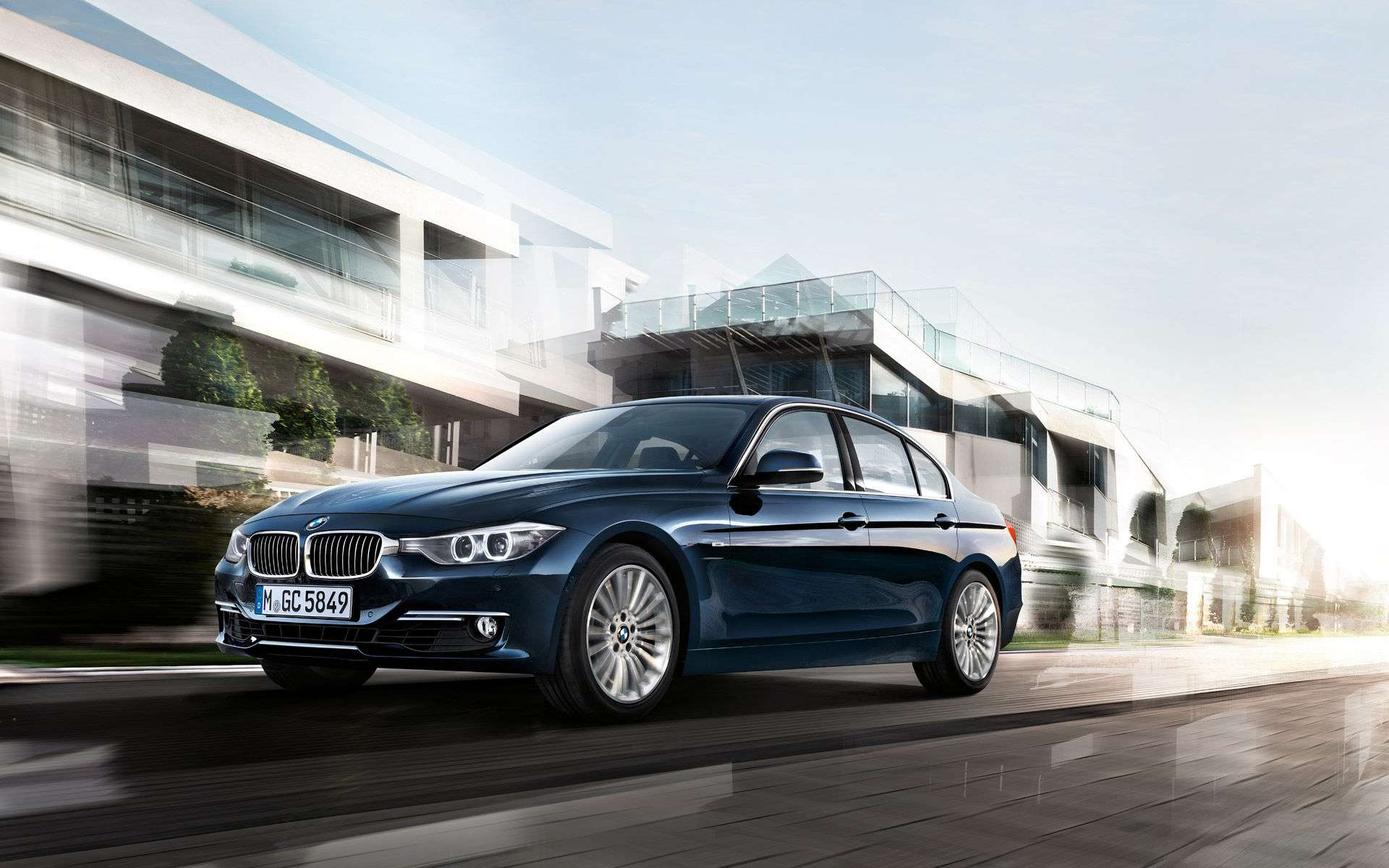 BMW 3 Series Wallpaper 021