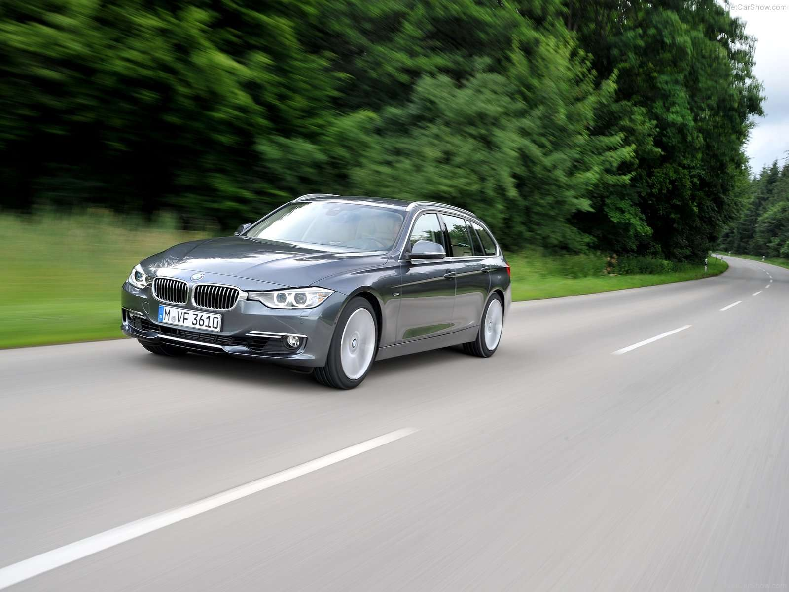 BMW 3 Series Wallpaper 022