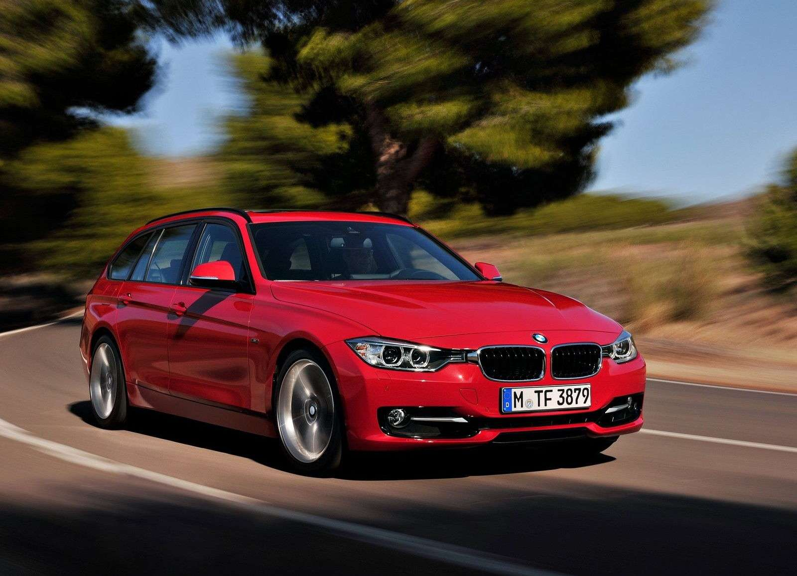 BMW 3 Series Wallpaper 024