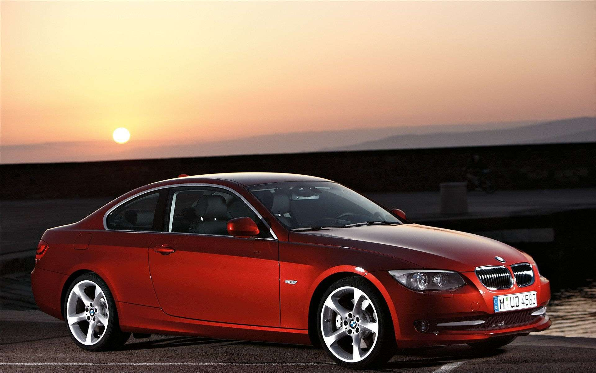 BMW 3 Series Wallpaper 043