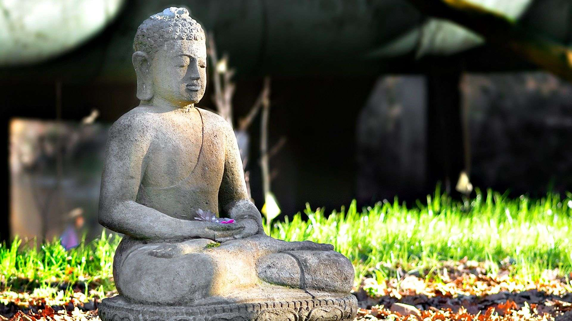 Buddhism Wallpaper 023