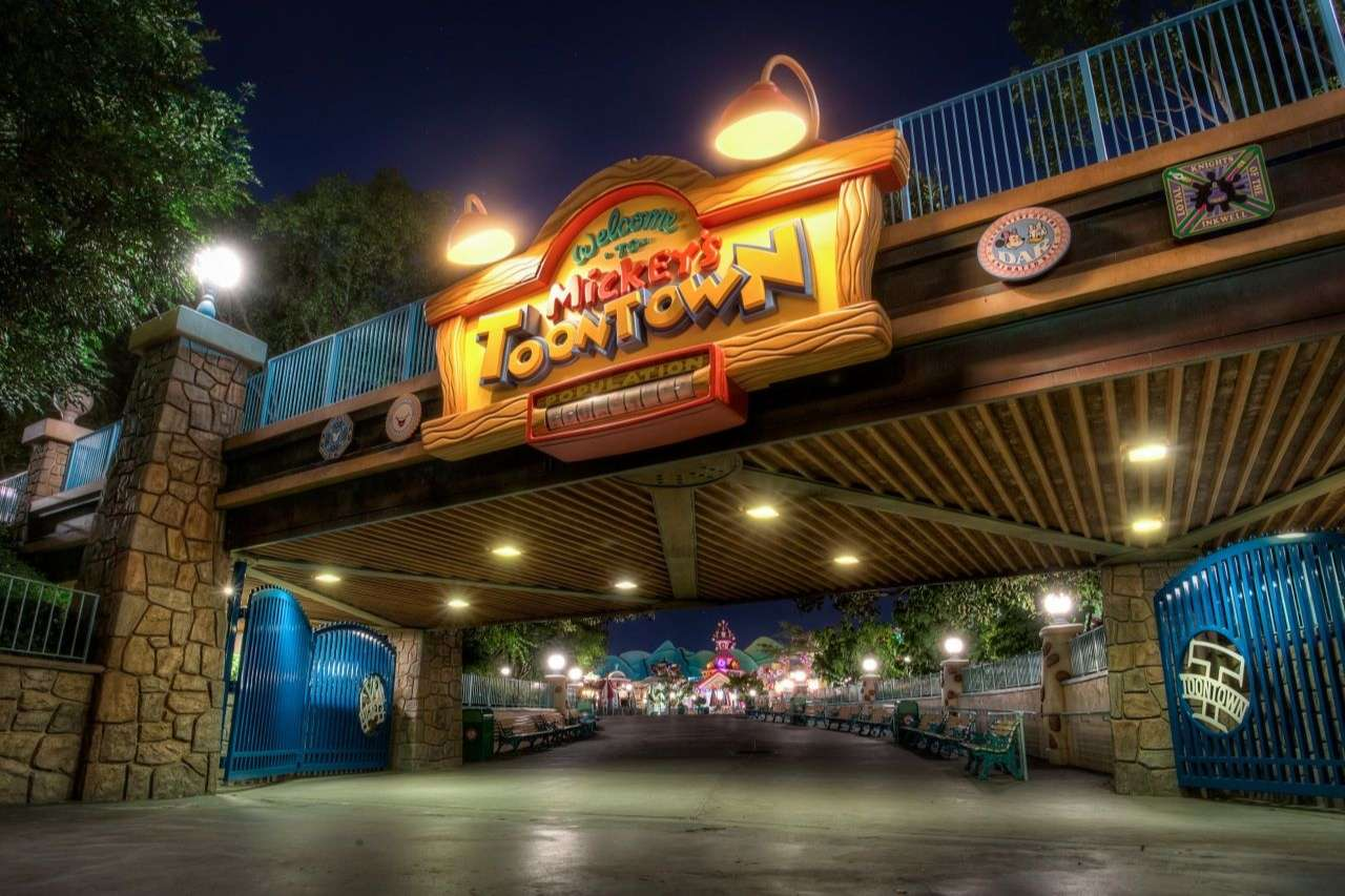 Disneyland Wallpaper 058