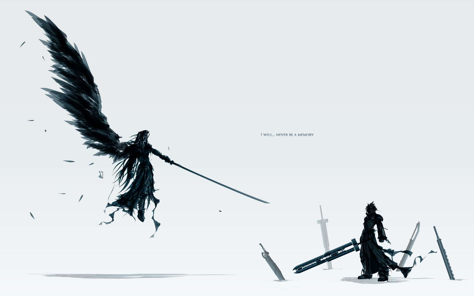 Final Fantasy Video Game Wallpaper 010