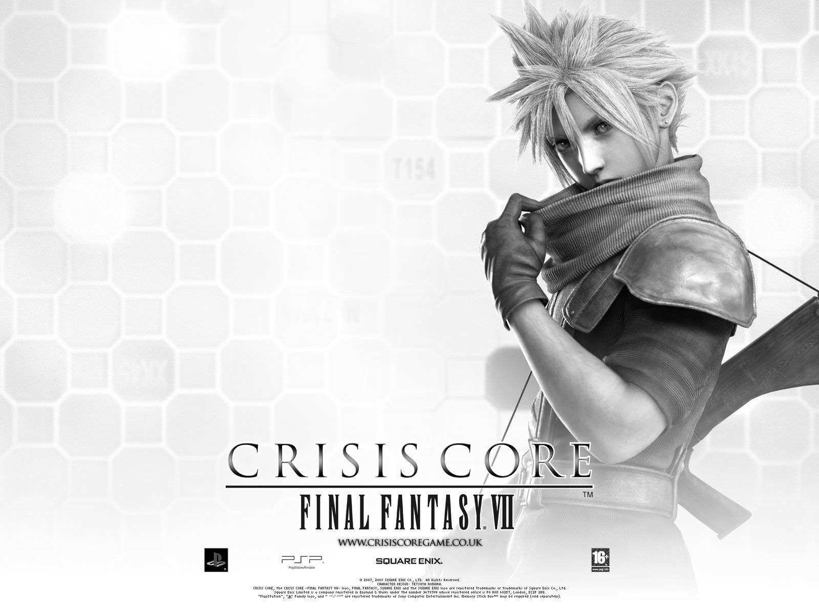 Final Fantasy Video Game Wallpaper 015