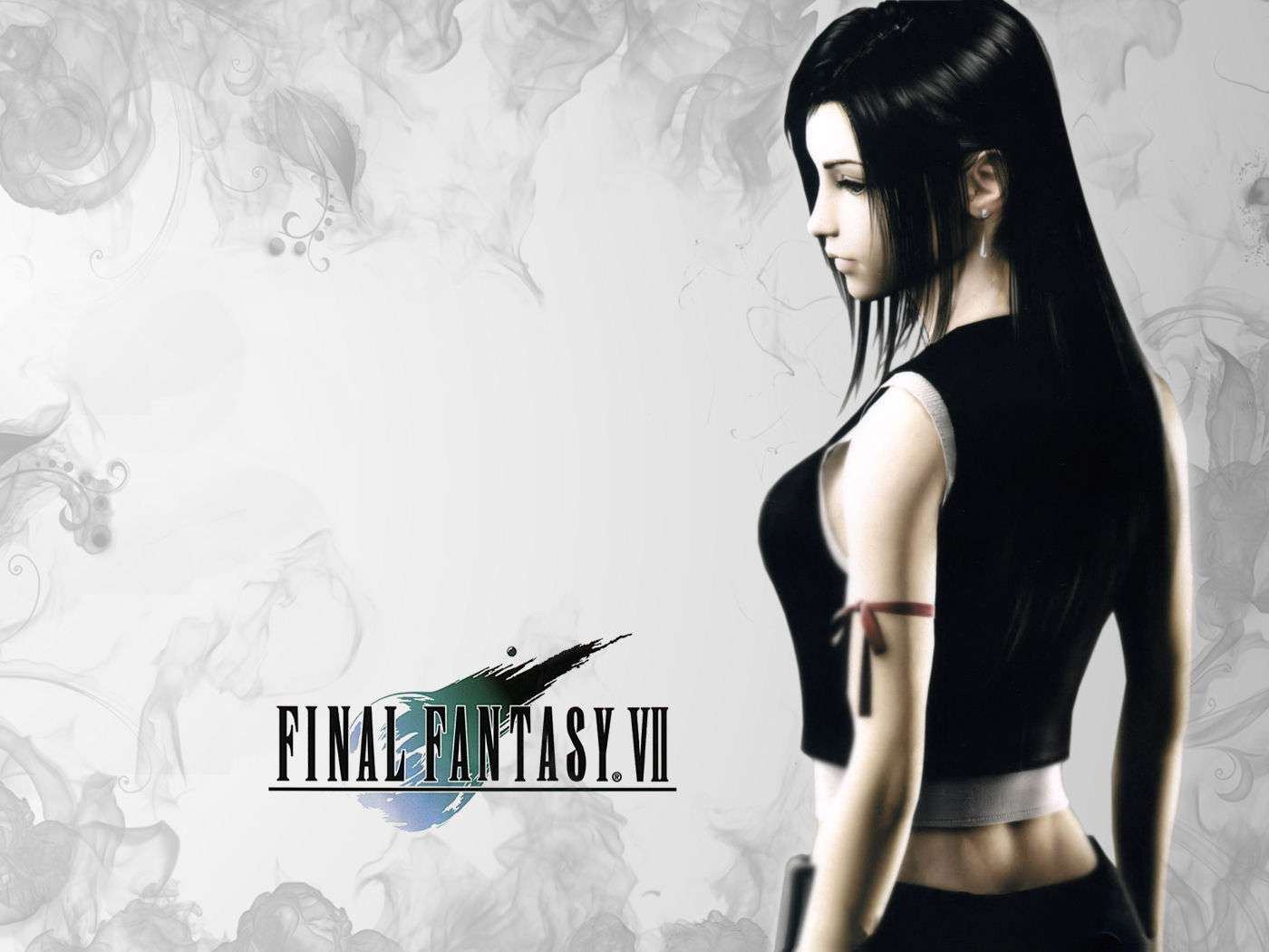 Final Fantasy Video Game Wallpaper 017