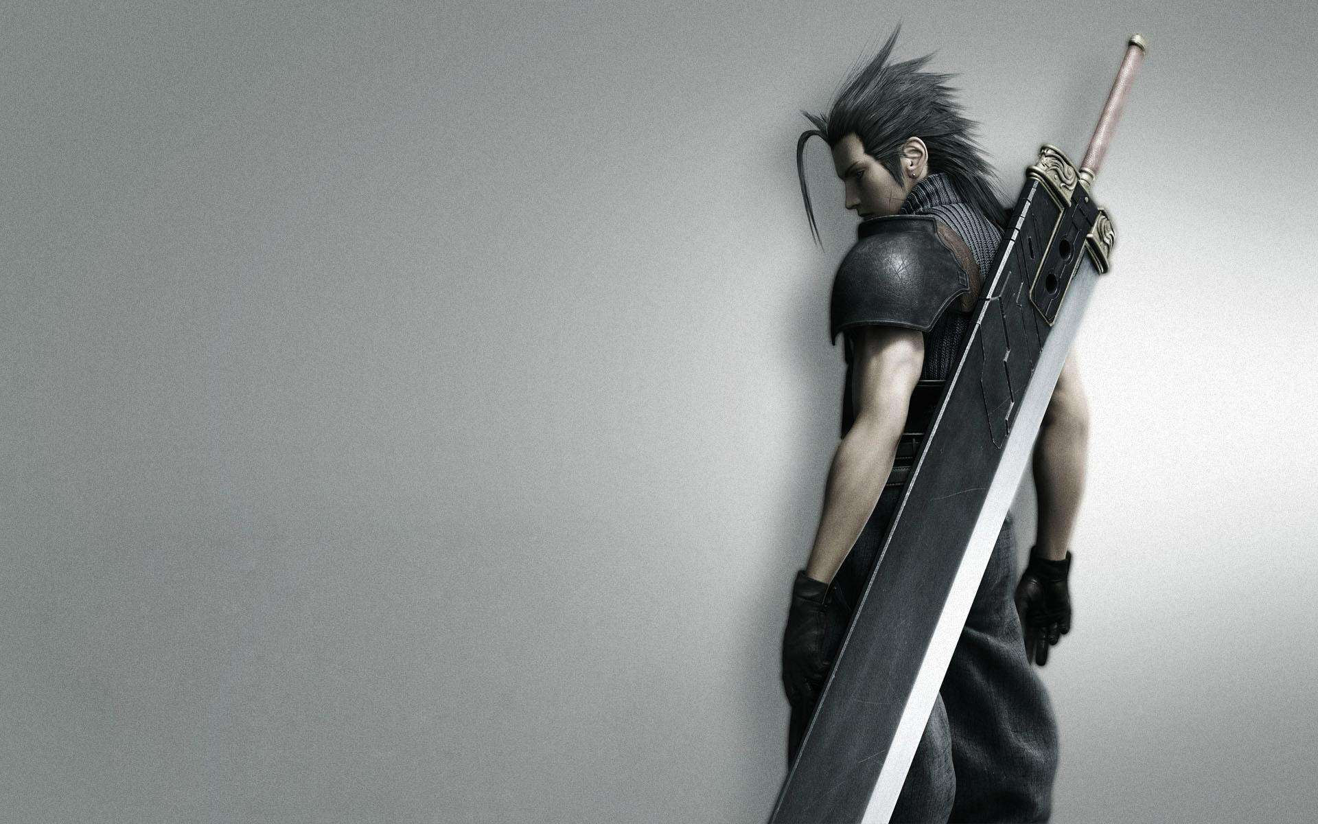 Final Fantasy Video Game Wallpaper 020