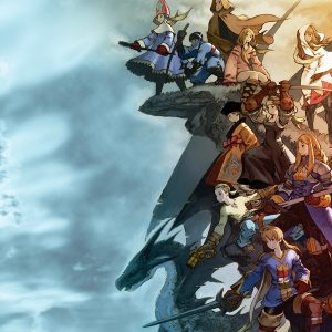 Final Fantasy Video Game Wallpaper 025 300x300