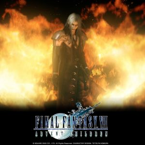 Final Fantasy Video Game Wallpaper 031
