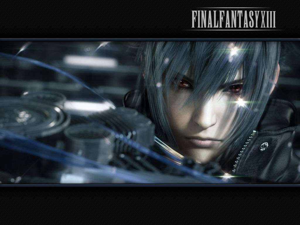 Final Fantasy Video Game Wallpaper 033