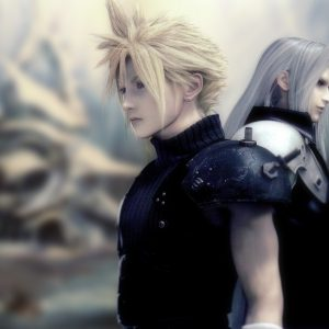 Final Fantasy Video Game Wallpaper 038