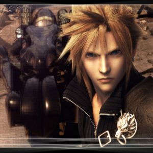 Final Fantasy Video Game Wallpaper 040