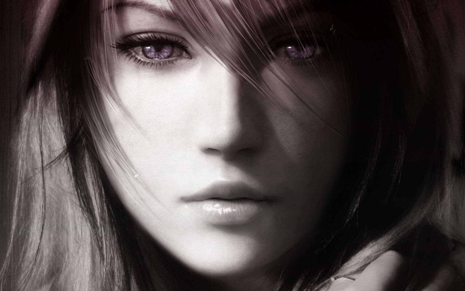 Final Fantasy Video Game Wallpaper 045