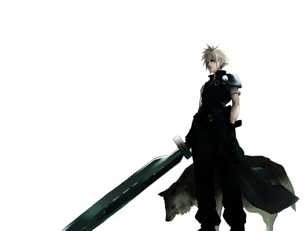 Final Fantasy Video Game Wallpaper 049