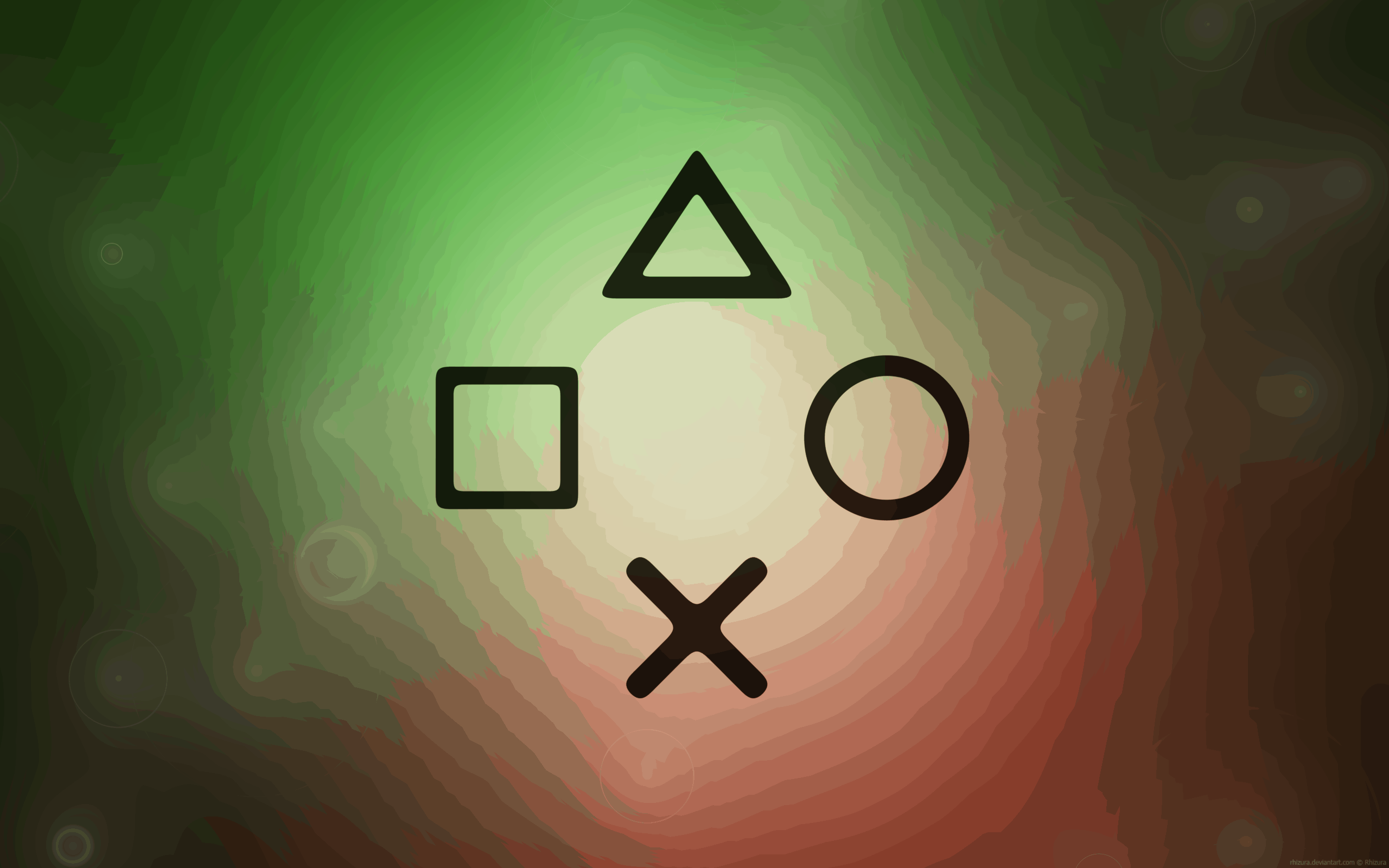 PlayStation Wallpaper 008