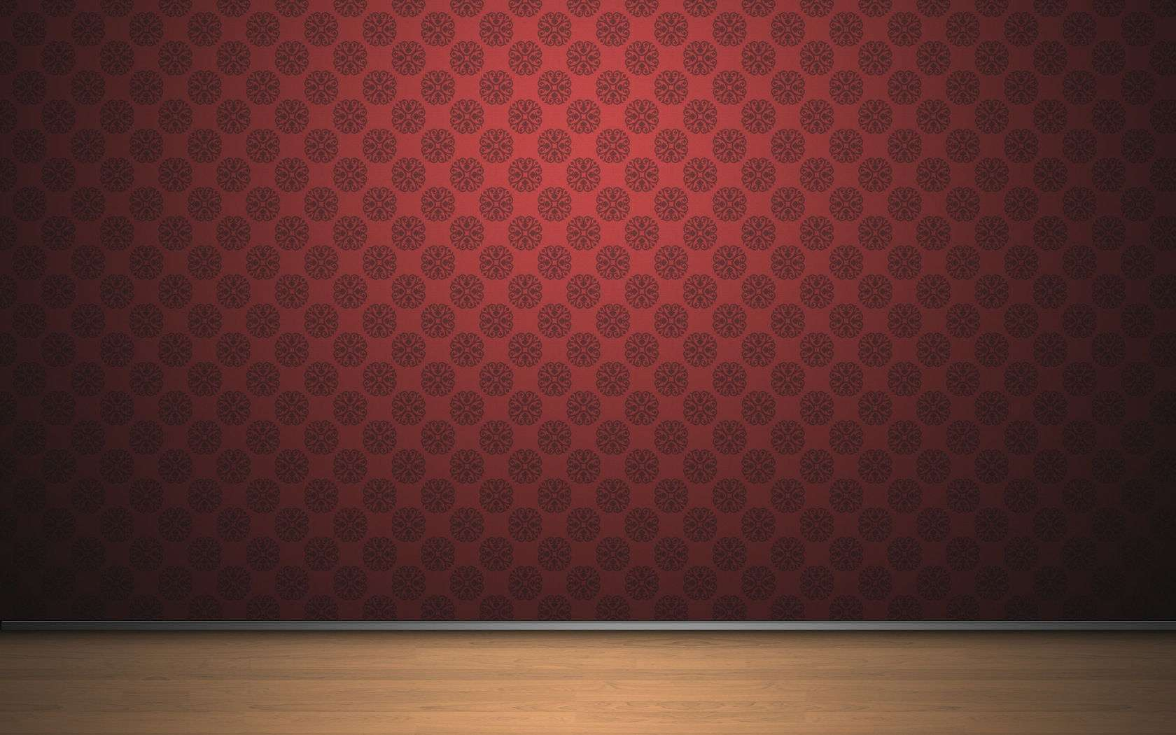 Red Wallpaper 017