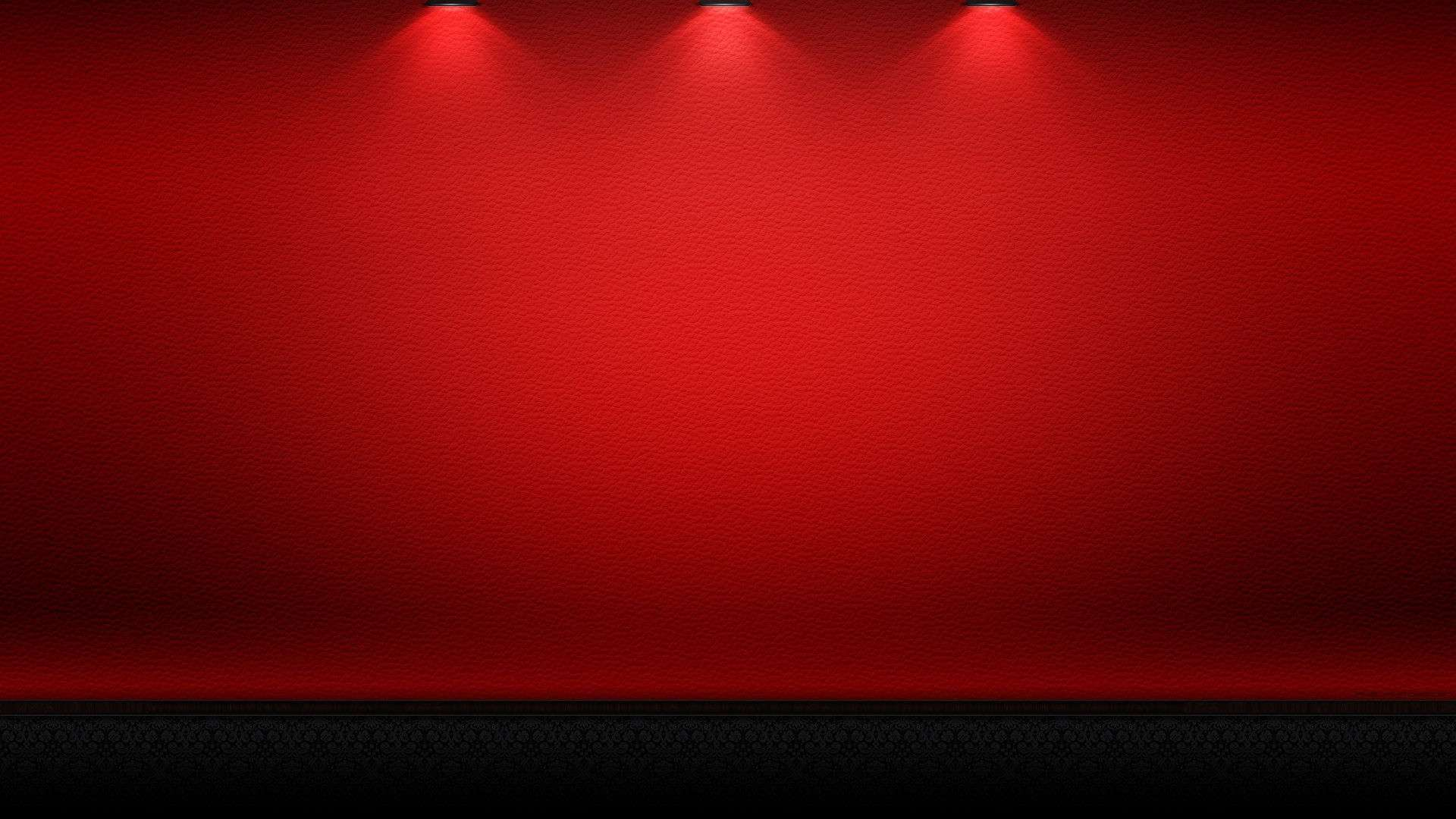 Red Wallpaper 023