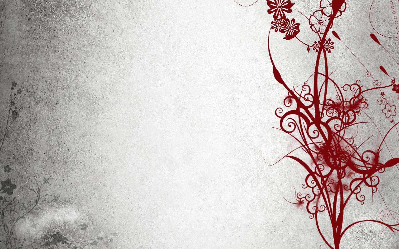 Red Wallpaper 029