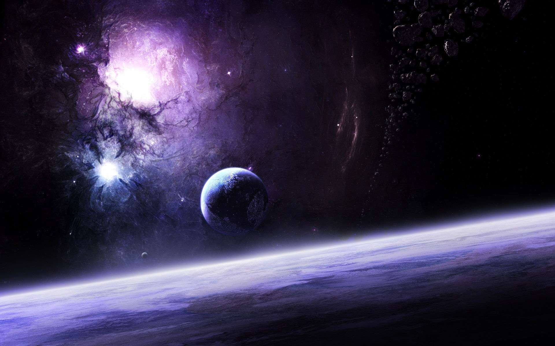 Space Wallpaper 013
